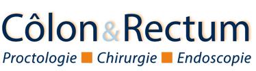 Côlon & Rectum. Proctologie - Chirurgie - Endoscopie